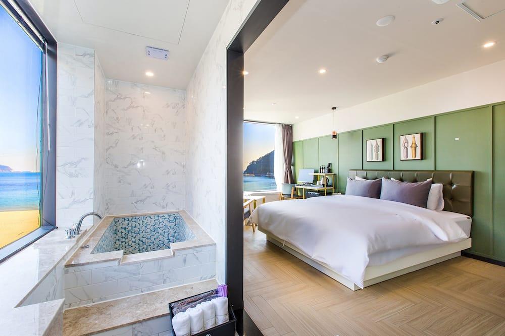 Номер «Делюкс», вид на океан - Ванная комната