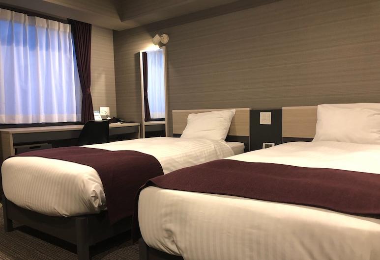 KURETAKE INN NAGOYA HISAYAODORI, Nagoya, Habitación Deluxe con 2 camas individuales, de fumar, Habitación