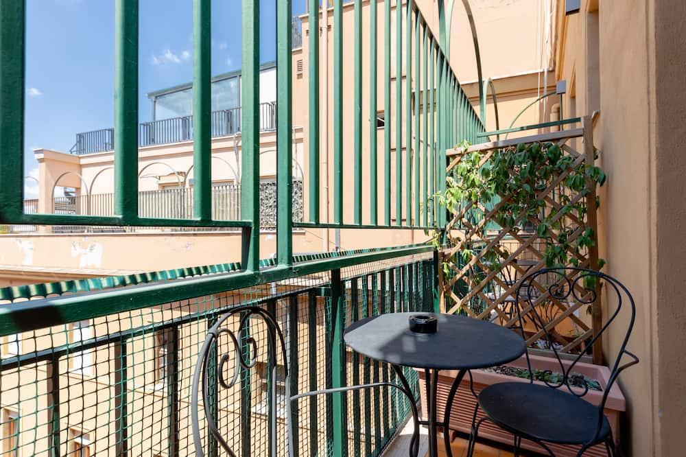 Tweepersoonskamer, Uitzicht op de stad - Balkon