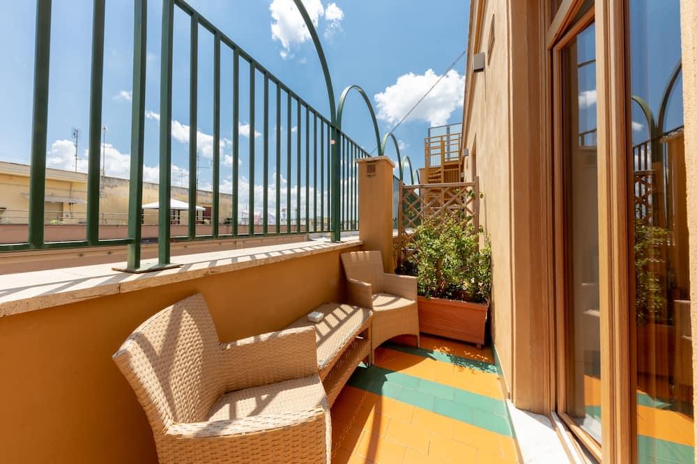 Tweepersoonskamer, Balkon - Kamer