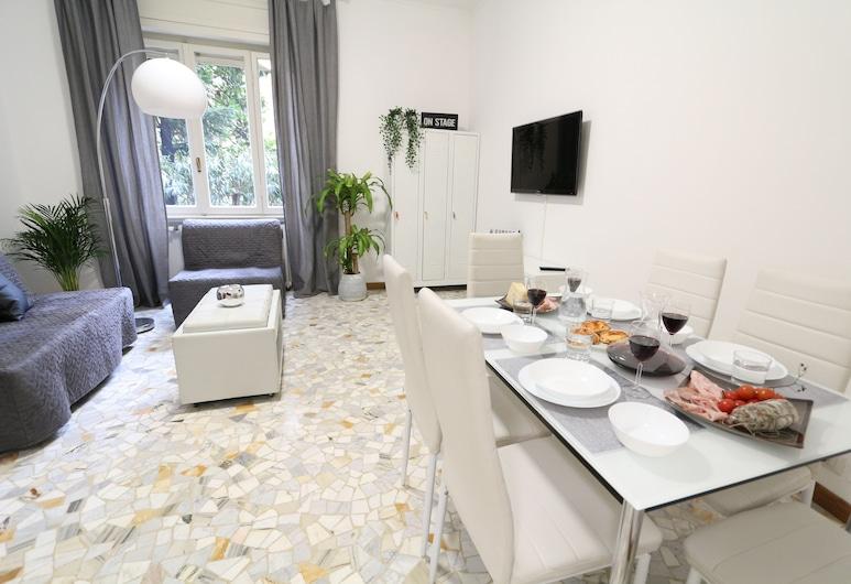 Bamboo Milano Centrale, Μιλάνο, Family Διαμέρισμα, Μη Καπνιστών, Ιδιωτικό Μπάνιο, Καθιστικό