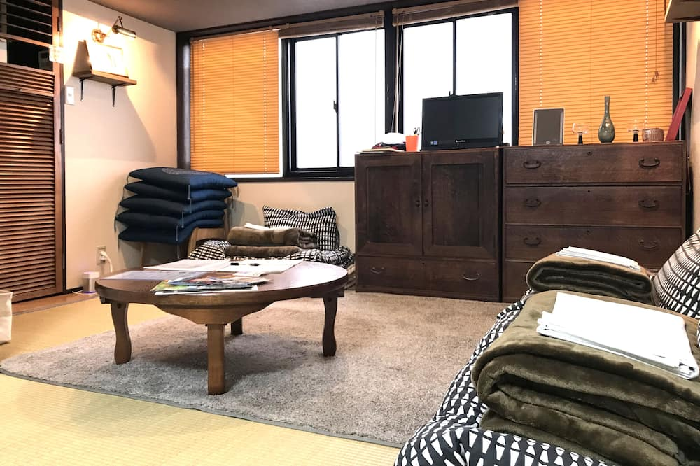 Japanese Style Room 1 - Living Area
