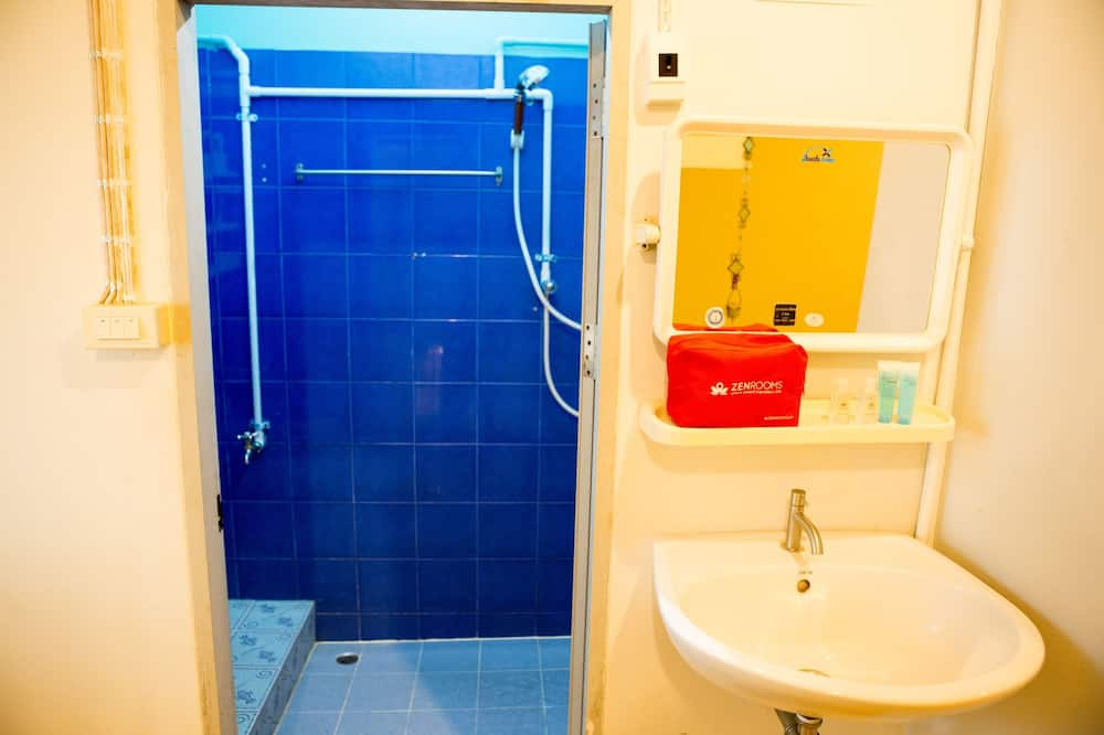 Felles sovesal – standard (Private Room with Shared Bathroom) - Bad