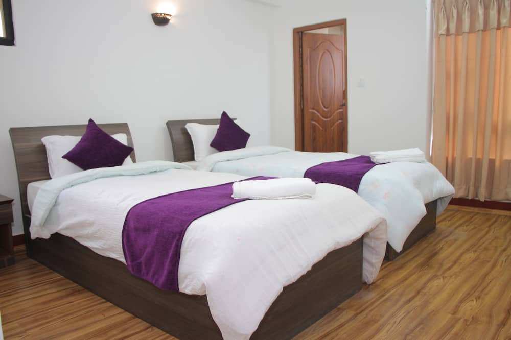 Habitación Deluxe, 2 camas individuales - Balcón