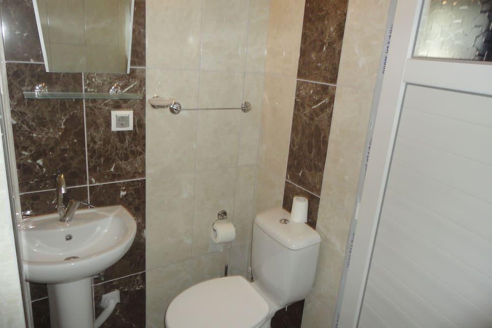 標準單人房, 海景 - 浴室