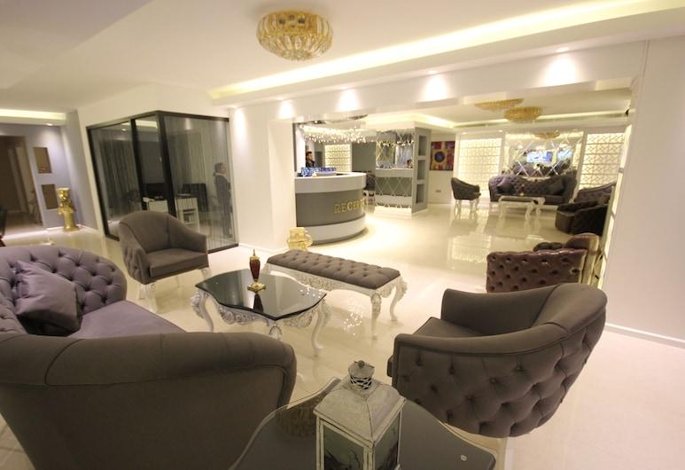 Ankara Gold Hotel, Ankara, Lobi