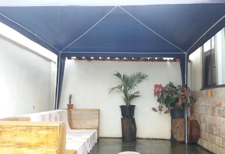 Casa Próxima ao Inhotim, Brumadinho, Terasa