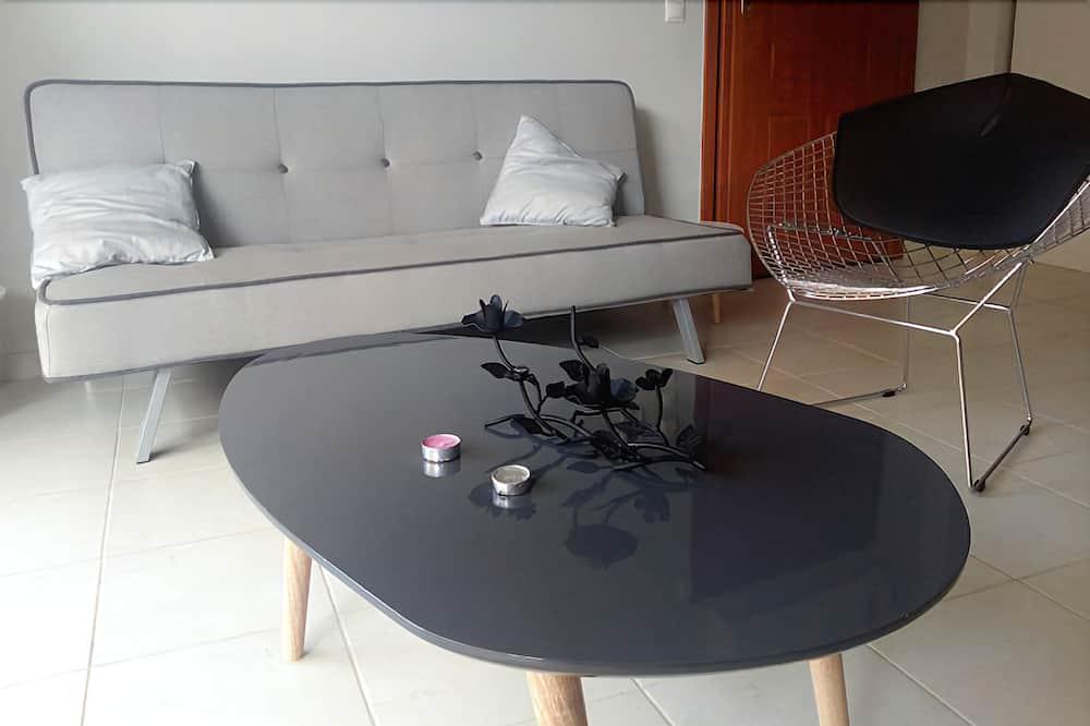 Villa, 3 habitaciones (B) - Sala de estar