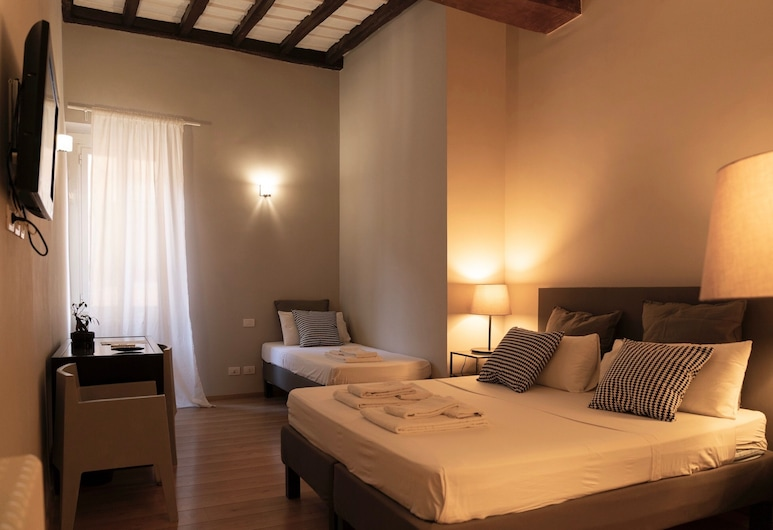 特拉斯特維雷旅館, 羅馬, 高級客房, 客房