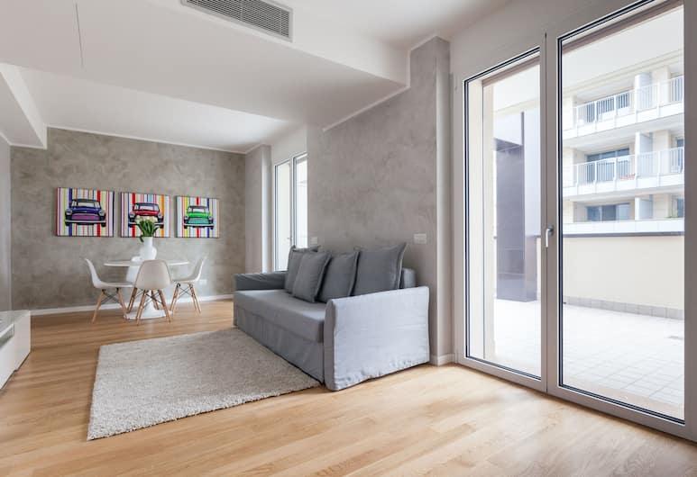 Be Apartments Brembo, Milano, Soggiorno