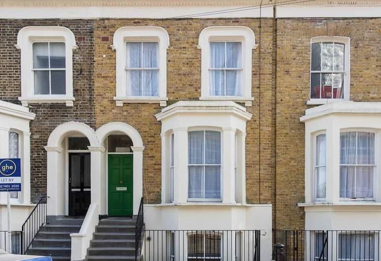 Casa Mirian London, London, Fassaad