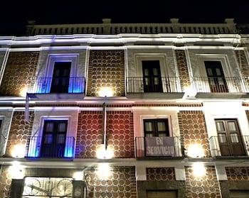 Nuotrauka: Hotel Sofia, Puebla