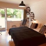 基本雙人或雙床房, 2 張單人床, 露台 - 客廳