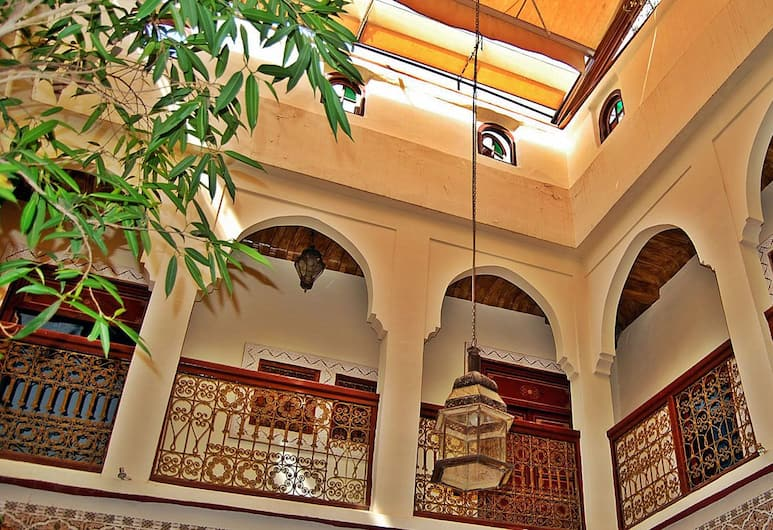 Riad Amiris, Marrakesh
