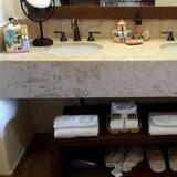 Suite-Estúdio Familiar, 1 Quarto - Casa de banho