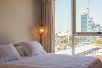 Hình ảnh Hotel Ciudadano Suites tại Montevideo