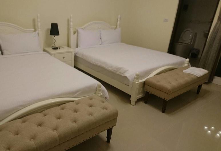 Summer Traveler BnB, Taitung, Comfort Dört Kişilik Oda, 1 Yatak Odası, Oda