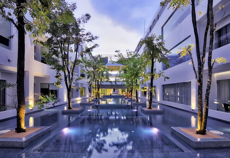 Chan Boutique, Sihanoukville, Natural Pool