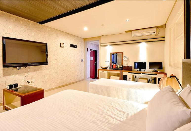 에어텔 부산, 부산광역시, 호텔 내부