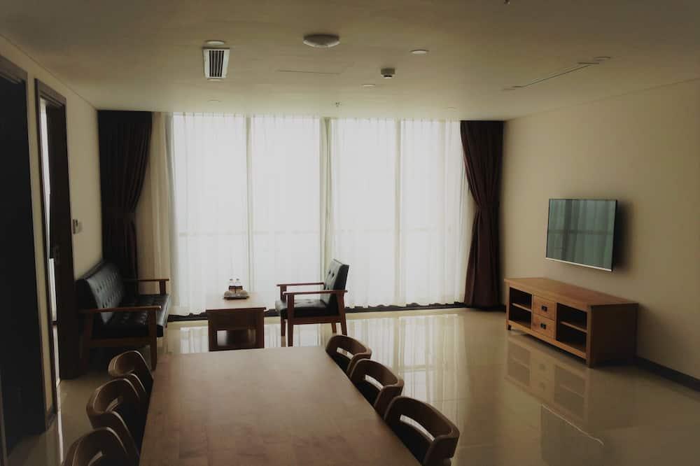 Suite - Area soggiorno