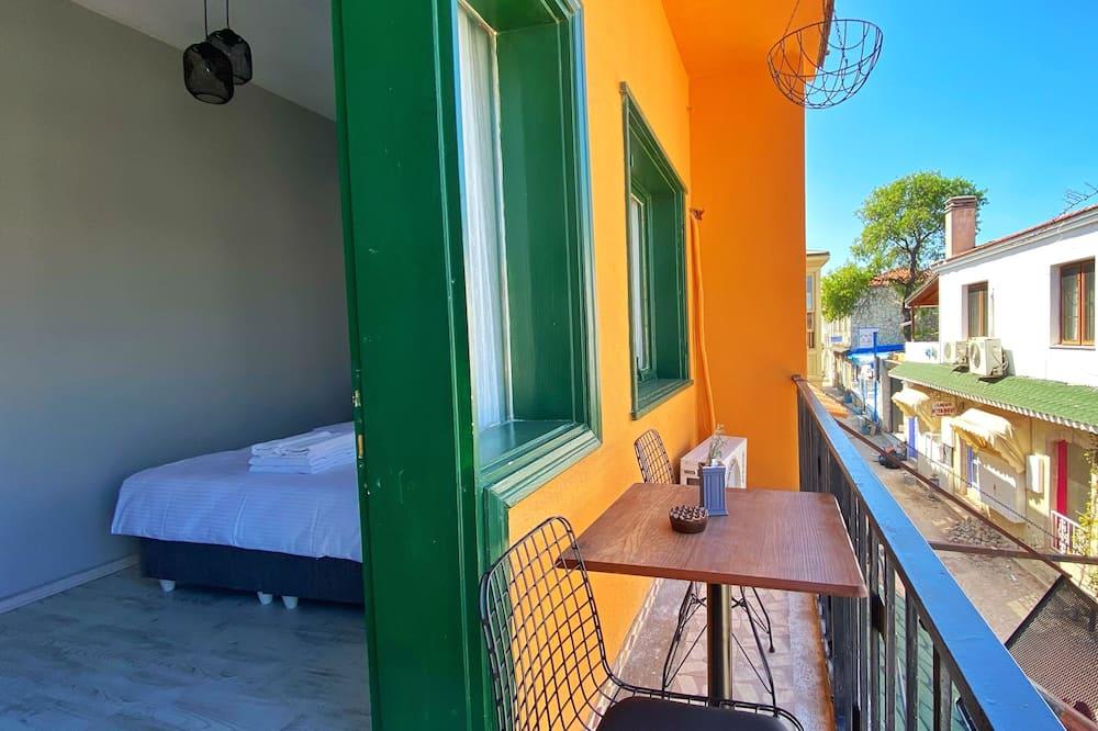 חדר דה-לוקס, מרפסת, נוף לעיר - נוף מהמרפסת