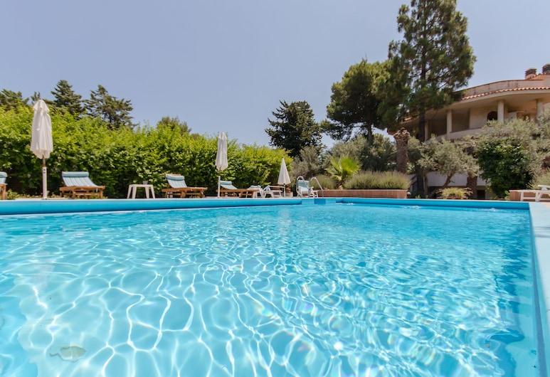 Don Ciccio Sea House, Carini, Piscina al aire libre