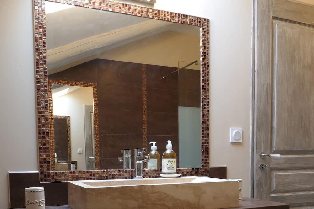 Suite, baño privado (Au Pre) - Baño
