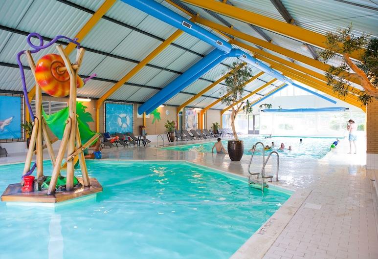 費呂沃貝克貝亨瓦肯特別墅 Q12, 比克卑爾根, 室內泳池