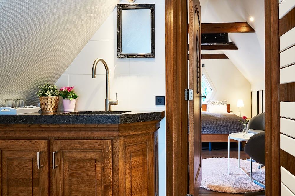 Deluxe Double Room, Bathtub (4) - Bilik mandi