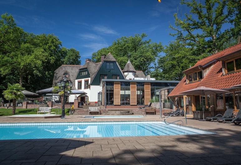 Huize Hölterhof, Enschede, Udendørs pool