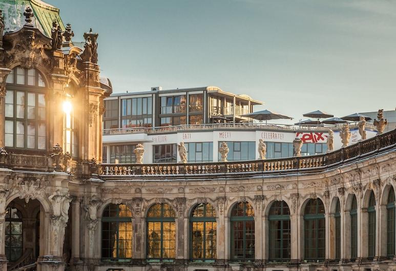 FELIX Suiten im Lebendigen Haus am Zwinger, דרזדן