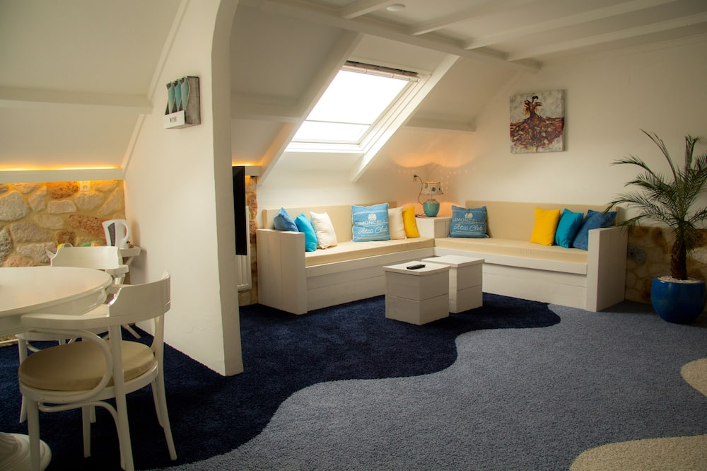 דירה משפחתית, 3 חדרי שינה - אזור מגורים