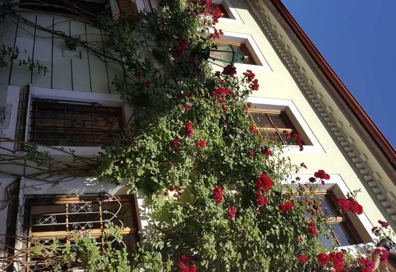 House of Roses, Kutna Hora, Hotel Entrance