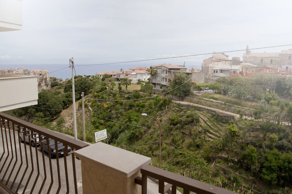 Panoramic Double Room, 1 Queen Bed, Balcony, Tower - Balcony View