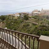 Panoramic Double Room, 1 Queen Bed, Balcony, Tower - Balcony