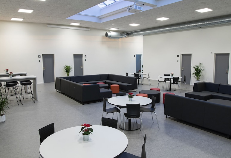 Hostel Brønderslev, Brønderslev, Lobby-Lounge