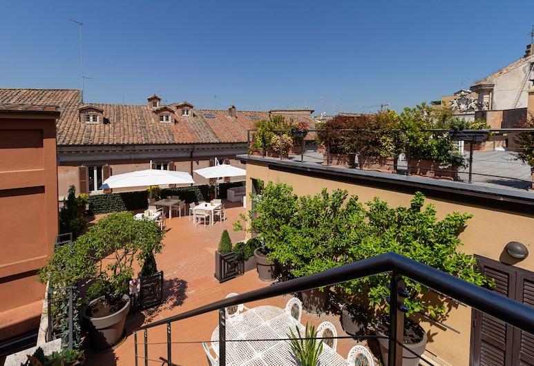 Harry's Bar Trevi Hotel & Restaurant, Rom, Terrass