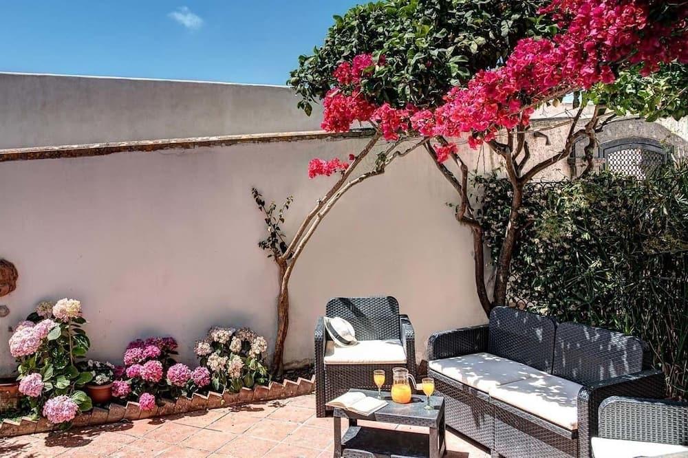 Lejlighed - 3 soveværelser - Terrasse/patio