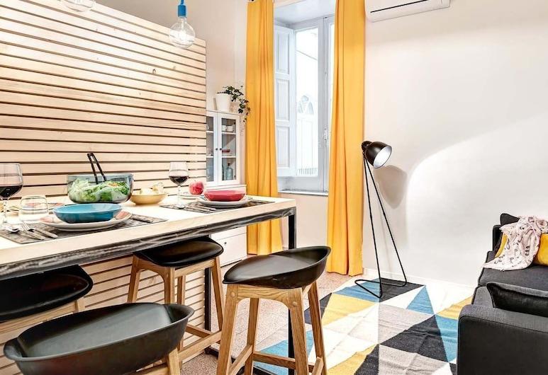 Nilo's Apartment, Napoli, Leilighet, 2 soverom, Oppholdsområde