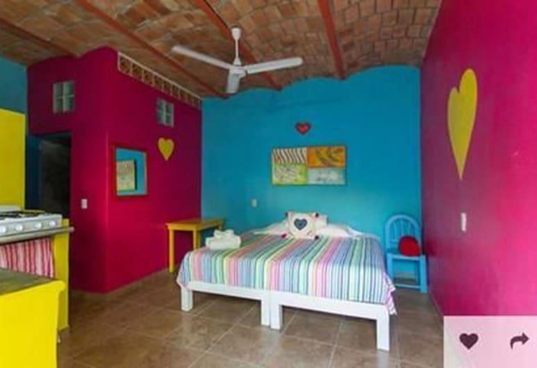 Casa Corazón Sayulita, Саюліта, Habitacion Doble con Cocina, Номер