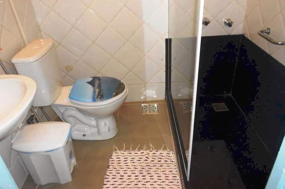 Shared Dormitory, Mixed Dorm (1 vaga em quarto com ate 9 pessoas) - Bathroom