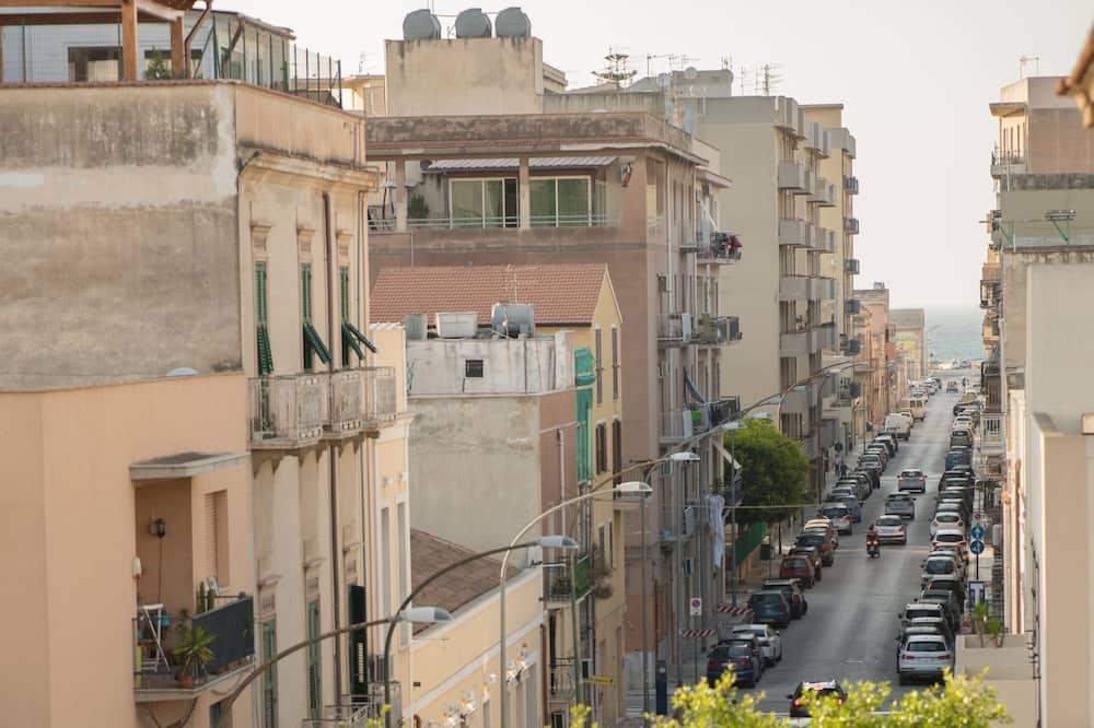 Komforta trīsvietīgs numurs, viena guļamistaba (Corallo) - Skats uz pilsētu