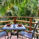 Романтический домик, 1 спальня, вид на горы (Panoramic Tree House III, 1 Bedroom, ) - Балкон