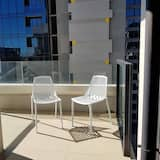 City Apartment, 2 Bedrooms, Balcony, City View - Balcony