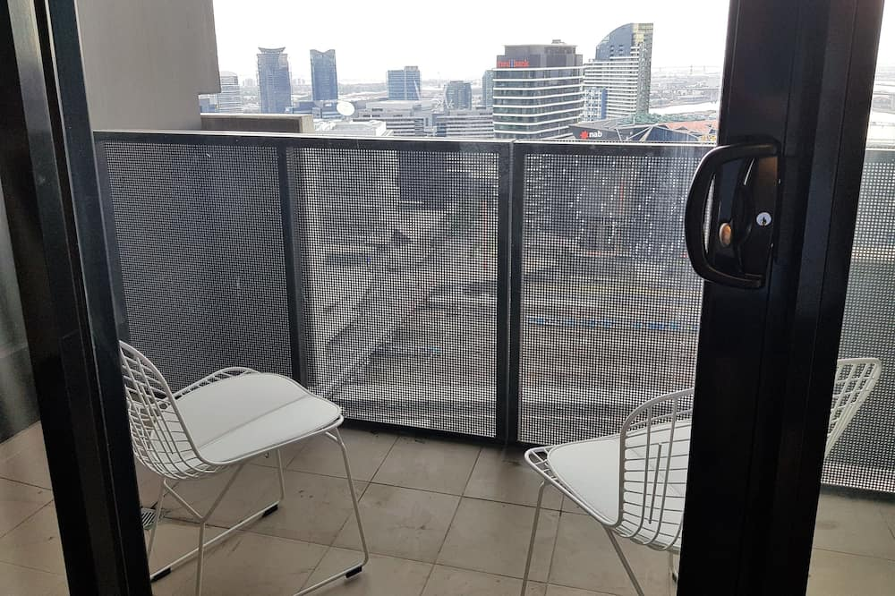 Panoramic Apartment, 2 Bedrooms, 2 Bathrooms, City View - Balcony