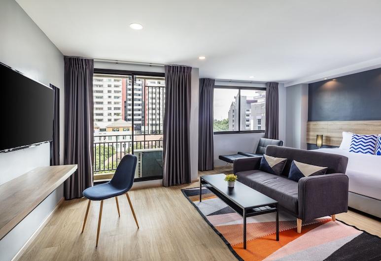 Narra Hotel, Bangkok, Deluxe-Zimmer, Zimmer