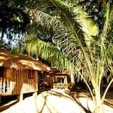 Traditional Cabin, 1 Bedroom, Sea View, Beachfront - Terrace/Patio
