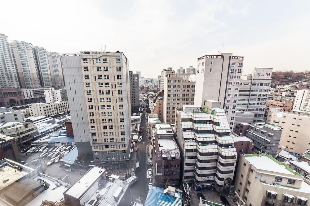 Dvojlôžková izba typu Deluxe - Výhľad na mesto