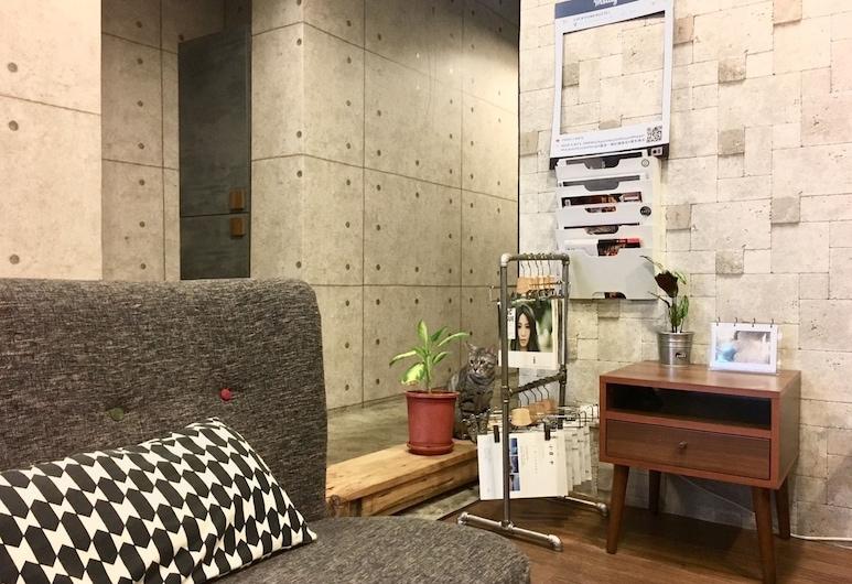 ラッキー ワン ホステル, 台北