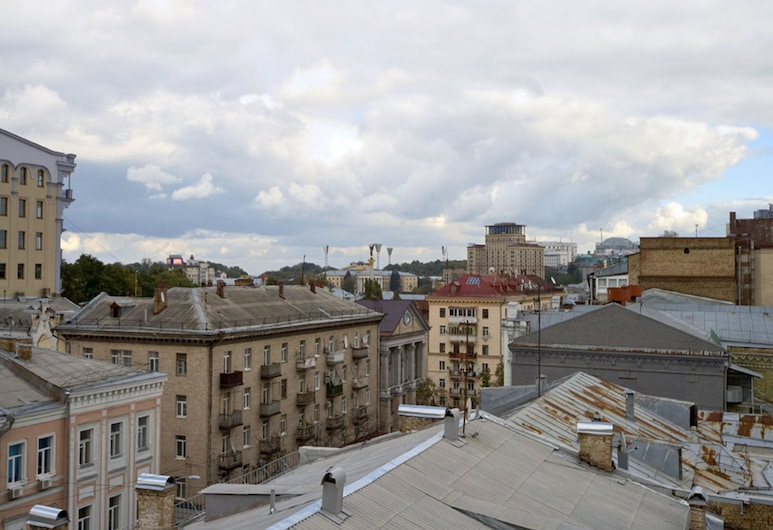Best Season Apart Hotel, Kyiv, Otel Sahası